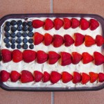 Patriotic Berry Tiramisu